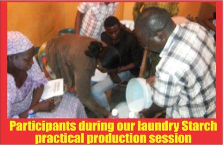 Liquid Detergent Soap Production Training Seminar